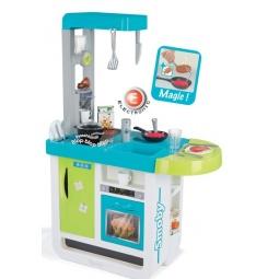 фото Игровой набор для ребенка Smoby «Электронная кухня» Cherry