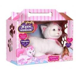 фото Мягкая игрушка Just Play «Кошечка Китти и ее котята»