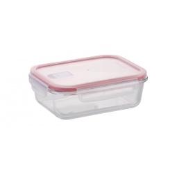 фото Контейнер для продуктов прямоугольный Glass Tescoma Freshbox. Объем: 1,5 л. Размер: 170х75х230 мм