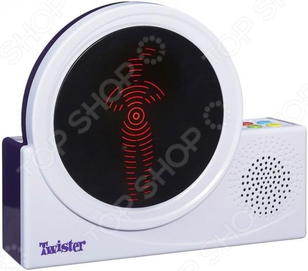 Танцевальная консоль Hasbro Moves - электронный учитель танцам. На дисплее изображена электронная девочка, которая показывает различные новые для вас движения. Вместе с ней ребенок сможет потанцевать под свою любимую музыку. Консоль допускает подключение любых MP3-плееров и мобильные телефоны, это и позволяет выбрать музыку на понравившийся ребенку лад, а боковой динамик позволяет музыке воспроизводиться непосредственно сквозь консоль. Танцевальная консоль скрасит досуг не только вашего ребенка, но возможно и вас привлечет своей оригинальностью, и вы составите партию в танцевальном турнире с вашими домочадцами.