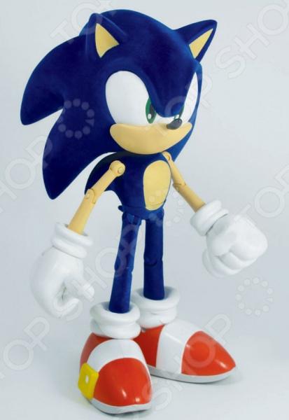 Игрушка-фигурка Sonic Соник Винил Модерн мульт культ набор соник и 4 кристалла sonic with chaos emeralds свет 13 см
