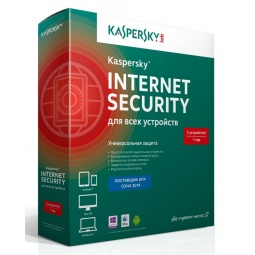 Купить Антивирусное программное обеспечение Kaspersky Kaspersky Internet Security Multi-Device Russian Ed. 2-Device, 1 year, Base Box