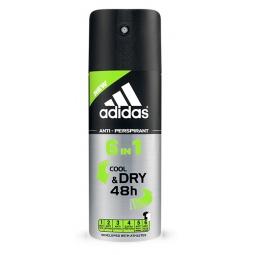 Купить Антиперспирант мужской Adidas 6 in 1
