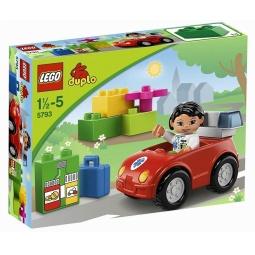 фото Конструктор LEGO Машина медсестры