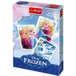 Купить Карточная игра Акулина Trefl «Холодное сердце»