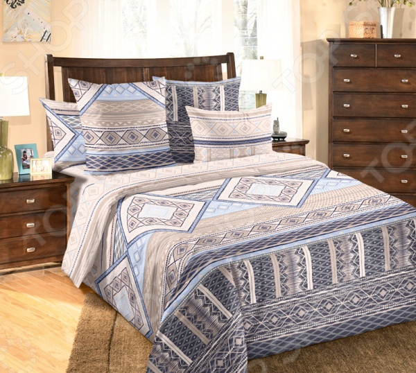 Комплект постельного белья Белиссимо «Финляндия». Ткань: бязь комплекты белья linse комплект белья