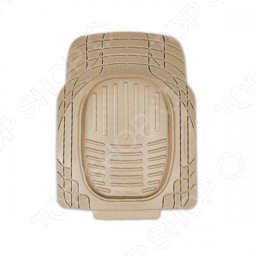 Набор ковриков-трансформов для переднего ряда Autoprofi TER-001 Autoprofi - артикул: 575517