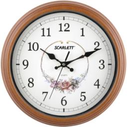 фото Часы настенные Scarlett SC-25 Q