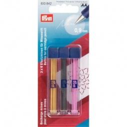 Купить Запасные карандашные графиты Prym 610842