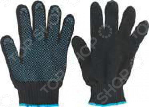 Перчатки вязаные утепленные РОС 12497