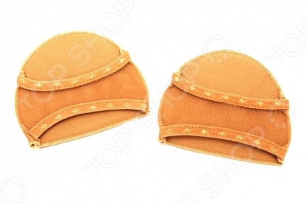 Накладки противоскользящие для стоп Bradex «Самуи» обувь из кожи на самуи где