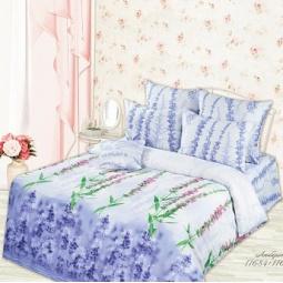 фото Комплект постельного белья Романтика «Люберон». 1,5-спальный