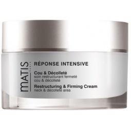 Купить Крем для шеи и зоны декольте повышающий упругость кожи Matis Reponse Intensive
