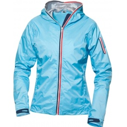 фото Куртка женская Clique «Сибрук». Цвет: голубой. Размер одежды: M