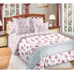 фото Комплект постельного белья Белиссимо с компаньоном «Мирабель». 2-спальный. Размер простыни: 220х240 см
