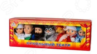 Набор для кукольного театра Весна по сказкам №1 Набор для кукольного театра Весна по сказкам №1 /