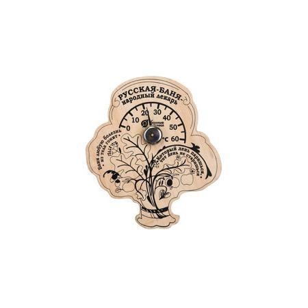 Купить Термометр для бани и сауны Банные штучки «Пословицы»