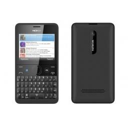 фото Мобильный телефон Nokia Asha 210 Dual sim. Цвет: черный