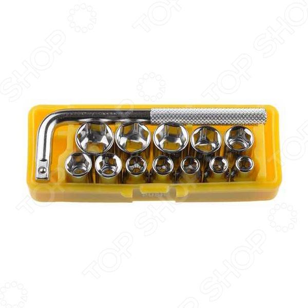 Набор торцевых головок Stayer Master-Pocket 2-26089-H13 трещотка для торцевых головок stayer profi 27785 1 2