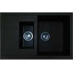 Купить Мойка кухонная GranFest Quadro GF-Q775KL