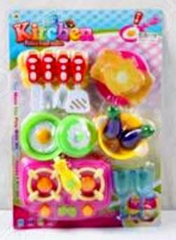 Набор посуды игрушечный Kitchen 1707341