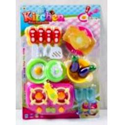 фото Набор посуды игрушечный Kitchen 1707341