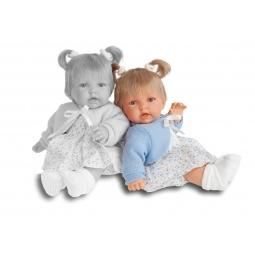 Купить Кукла интерактивная Munecas Antonio Juan «Элис в голубом»