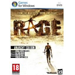 Купить Игра для PC RAGE (rus)