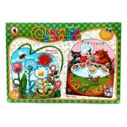 фото Игра развивающая для малыша Русский стиль «Пир горой и Цветочная поляна»