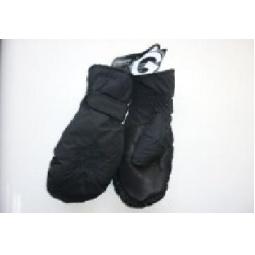 Купить Варежки GLANCE Crystal mitten (2013-14). Цвет: черный