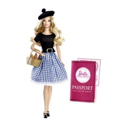 фото Кукла Mattel Куклы мира. Франция