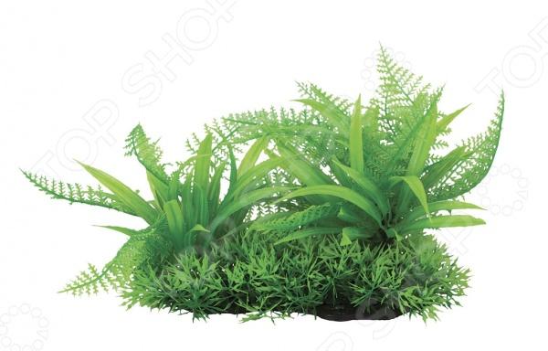 Искусственное растение DEZZIE 5626188Аквариумный дизайн<br>Искусственное растение DEZZIE 5626188 растение для аквариума, выполненное из качественных и безопасных материалов. Используется для оформления аквариумов. Такое растение может прослужить много лет будет хорошо также сочетаться среди натуральных растений. Также с его помощью можно будет быстро и оригинально изменить дизайн аквариума. Такое растение придаст аквариуму уют и неповторимый вид.<br>