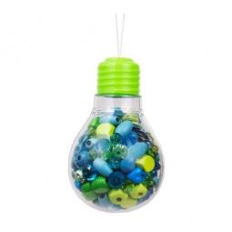 фото Набор для создания украшений Bead Bazaar «Зеленая лампочка»