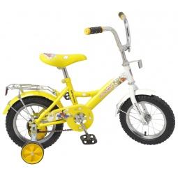фото Велосипед детский Navigator «Ну, Погоди!». Цвет: желтый, белый