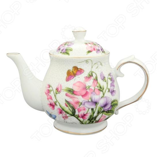 Чайник заварочный Elan Gallery «Душистый цветок»