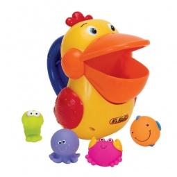 Купить Игрушка для ванны K'S Kids «Голодный пеликан»