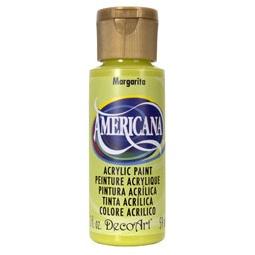 фото Краска акриловая DecoArt Премиум Americana. Цвет: салатовый