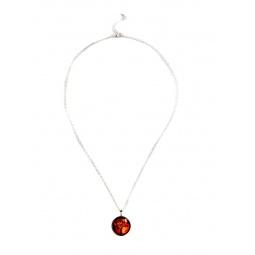 Купить Кулон Mitya Veselkov «Дерево на красном фоне»