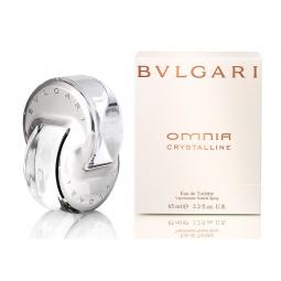Купить Туалетная вода-спрей для женщин BVLGARI Omnia Crystalline. Объем: 65 мл