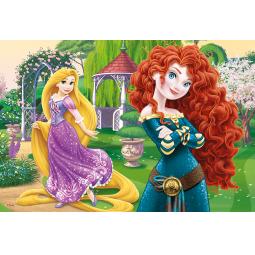 Купить Пазл 100 элементов Trefl «Веселые принцессы»