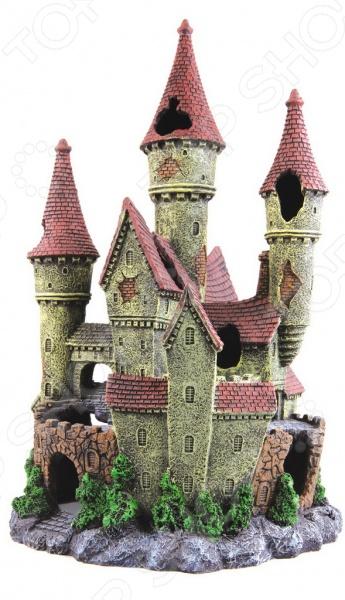 Замок для аквариума DEZZIE «Сказка»