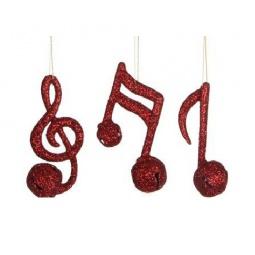 фото Елочное украшение Christmas House «Музыкальные ноты»
