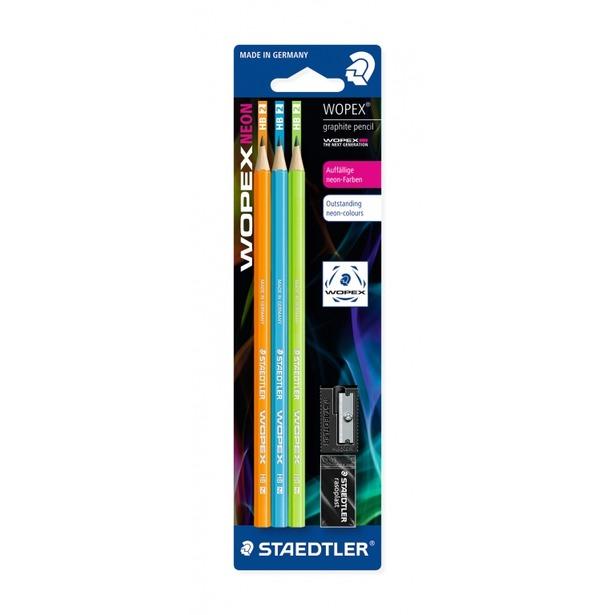 фото Набор карандашей Staedtler 180FSBK3-2. В ассортименте