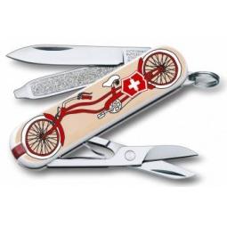 фото Нож перочинный Victorinox Classic LE2015 Bicycle