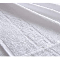 фото Полотенце махровое Asgabat Dokma Toplumy. Размер: 70х140 см. Цвет: белый