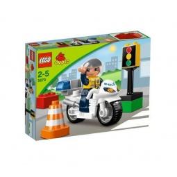 фото Конструктор LEGO Полицейский мотоцикл 54783
