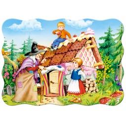 Купить Пазл 30 элементов Castorland «Пряничный домик»