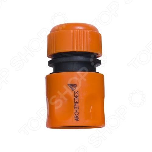 Коннектор стандартный Archimedes 90913 ловушка для улиток 2 шт archimedes 91813