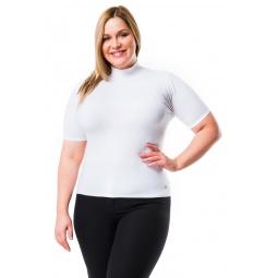 фото Водолазка Mondigo XL 9136. Цвет: белый. Размер одежды: 52