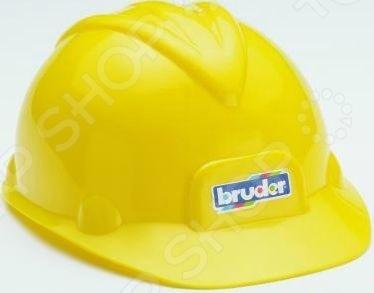 Каска строительная для мальчика Bruder 10-200